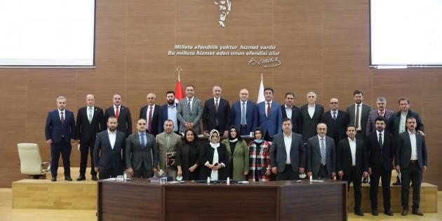 Sultangazi Belediyesi'nin 2022 Bütçesi Mecliste Onaylandı