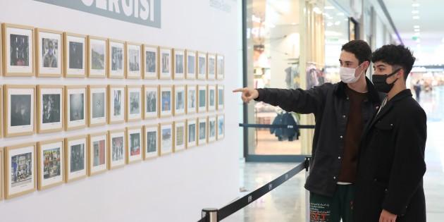 Sosyal Mesafede 'O' An Resim Sergisi VEGA AVM'de Ziyaretçilerini Bekliyor
