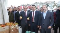 Malatya'nın yöresel lezzetleri Sultangazililerle buluşuyor Arapgir Üzüm Festivali Başladı