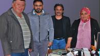 Adalet Partisi, ilçe Başkanlarından Gazetemize ziyaret