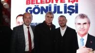 AK Parti Alifuatpaşa Seçim İrtibat Bürosu Açıldı