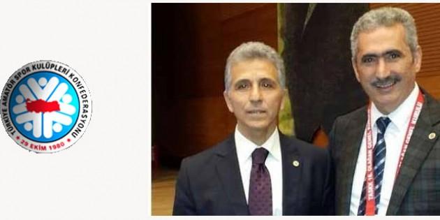Mustafa Koral TASK Onur Kurulu'nda…