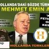 Hollanda'da sözde Türk lobiciliğine soyunan Emin Ateş'in 'kripto Fethullahçı' olduğu kesinleşti; işte belgeler
