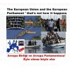 The European Union and the European Parliament ' that's not how it happens