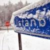 Meteoroloji İstanbul'da kar bekliyor! İptaller peş peşe geldi