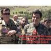 Europa Sie und amerikanische Kommandant Rote Liste der gesuchten Terroristen der PKK, amerikanische Kommandant neben dir Sie spielen das Spiel auf Ihrem Türkei