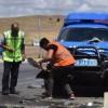 Askeri araç otomobile çarptı! Ölü ve yaralılar var