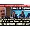 Başbakan medya temsilcilerine Afrin operasyonunu anlattı