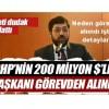 Beşiktaş Belediye Başkanı Murat Hazinedar neden görevden alındı işte detaylar
