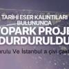 Anıtlar Kurulu  İstanbul a çivi çaktırmıyor.