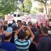Ayazağa'da yüzlerce vatandaş eylem yaptı!