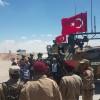 Türk askeri Menbiç çevresinde