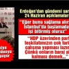 Erdoğan'dan gündemi sarsan 24 Haziran açıklamaları