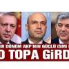 Abdüllatif Şener: ErdoğanABD'ye Abdullah Gül ve Turan Çömez'le birlikte gitti