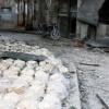Doğu Halep'teki son iki hastane bombardımanla devre dışı