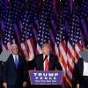 Donald Trump'tan zafer konuşması