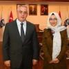 EFA'nın Ödüllü Yönetmeni, Başkan Aydın'a Teşekkür Etti