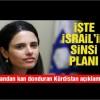 İsrail'in sinsi Kürdistan planı! Genç bakan açıkladı