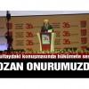 CHP'de kurultay heyecanı… Kılıçdaroğlu'ndan bol mesajlı kurultay konuşması