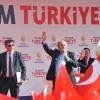 CHP'nin Cumhurbaşkanı adayı Muharrem İnce Edirne'de konuştu