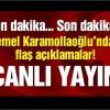 Cumhurbaşkanı adayı Karamollaoğlu canlı yayında