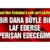 İnce'den Erdoğan'a: 'Ayıp ayıp cami senin babanın tapulu malı mı'