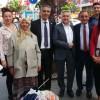 CHP milletvekili adayları ile seçim çalışması yaptı