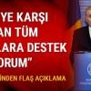 Romanya Dışişleri Bakanı'ndan Türk halkına destek