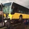 Son Dakika Haberleri: Metrobüs D100'e girdi, yaralılar var!