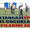 Sultangazispor'dan Sorumluluk Projesi !