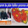 """Mustafa GÜL; """"Göktürk 2/B İmar planları umarım halkın yararına olur"""""""