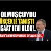 Ankara'da büyük arazi vurgunu belgelendi