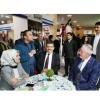 Başkan Remzi Aydın, Engelsiz Yaşam Fuarı'nda ESER'i ziyaret etti