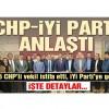 CHP İYİ Parti anlaştı, 15 CHP'li milletvekili İYİ Parti'ye geçecek