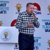 Mersin'deCumhurbaşkanı Erdoğan'a vatandaşlardan sevgi seli!