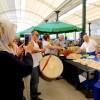 Maltepe'nin pazar ve parklarında müzik coşkusu