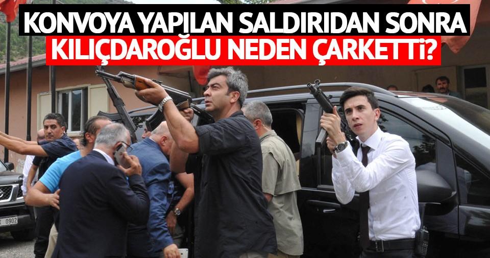 Artvin'in Şavşat ilçesinde CHP Genel Başkanı Kemal Kılıçdaroğlu