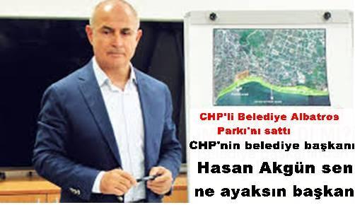 belediye başkanı Hasan Akgün