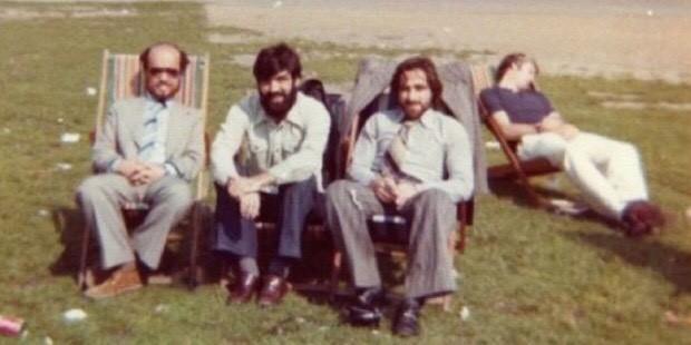 Abdullah Gül'ün kankası