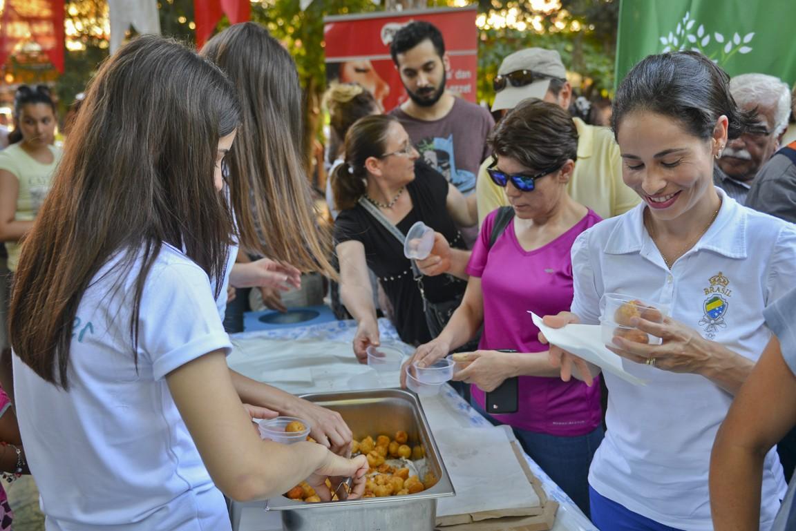 mtepe beşçeşmeler brezilya festivali (2)