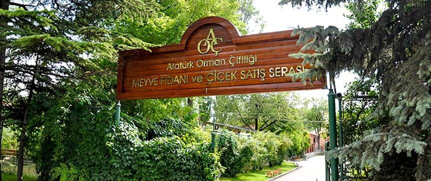ATATÜRK'ÜN EMANETİ ATATÜRK ORMAN ÇİFTLİĞİ'Nİ ABD'YE SATTILAR !.